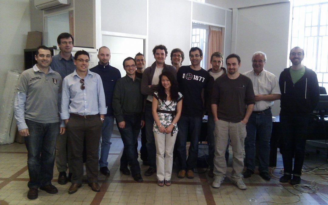 Xercode, único representante español en el encuentro europeo de desarrolladores de Koha
