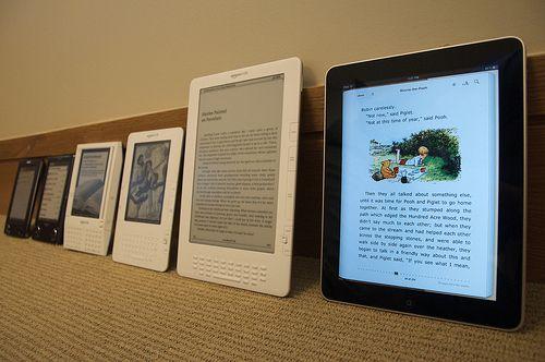 En marcha la primera plataforma online de préstamo de libros electrónicos