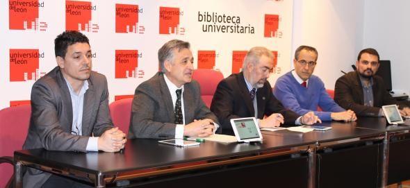 GRIAL, plataforma préstamo de libros electrónicos e intercambio de publicaciones de la Universidad de León, con la tecnología XeBook®