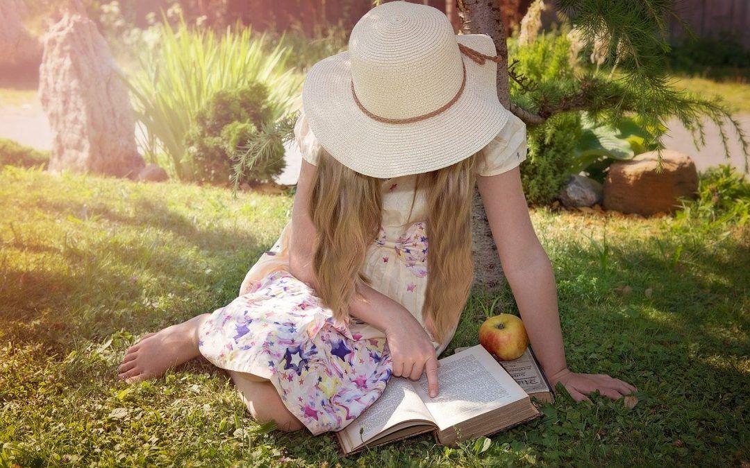 Estrategias para el fomento de la lectura en niños de cara al verano