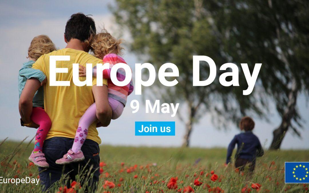 El papel de las bibliotecas en el Día de Europa