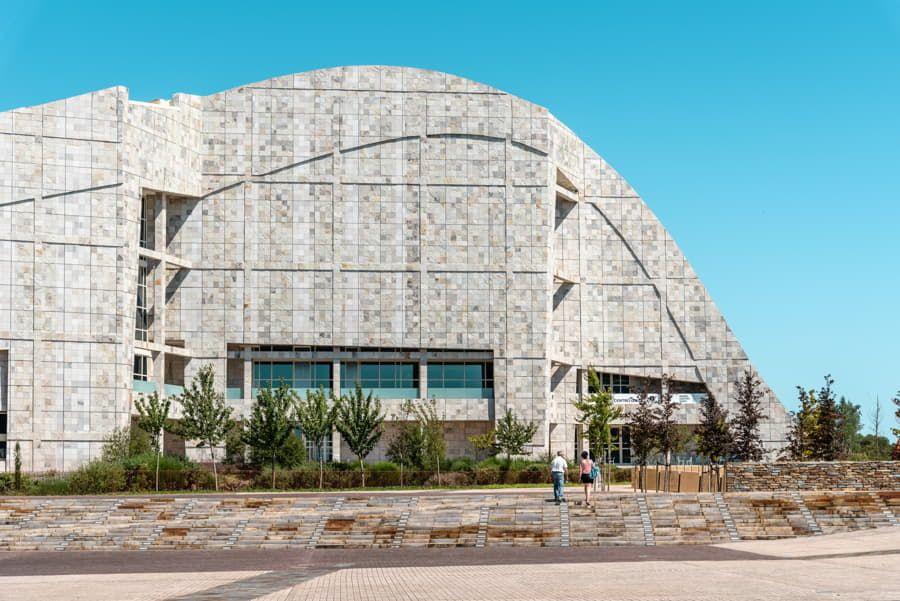 Se cumplen 10 años de la inauguración de la Biblioteca de Galicia