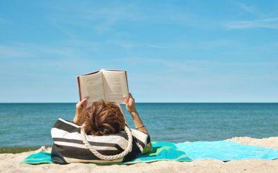 Las biblioplayas en verano
